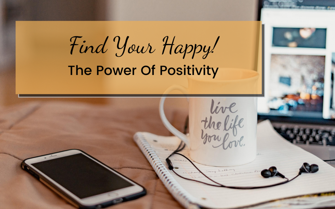 Find Your Happy Blog Post Title